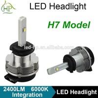 Car Truck Boat 20W Led Headlight Bulb H7