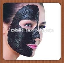 GMPC black mineral facial mud mask