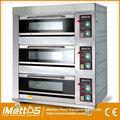 imettos a gas ed elettrici uso commerciale trasportatore forno per pizze
