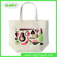 Fashion Promotional Pvc Coated Canvas Bag