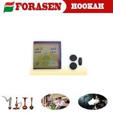 Dia 40mm tablets Al Fakher shisha charcoal