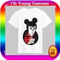 Bonne qualité remise en forme sèche ajustement t-shirt, Fabrication sur mesure t chemise de la chine fournisseur