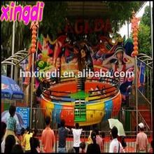Interesting Theme Park Amusement Park attractions Disco Tagada for sale