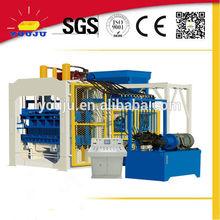 QT12-15 hydrauform color pavement bricks machines