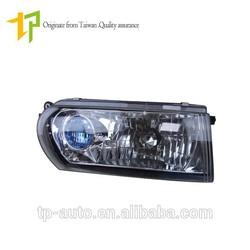 High-grade Head lamp(black) 312-1104-B car headlight for Toyota Corolla AE100 93 USA