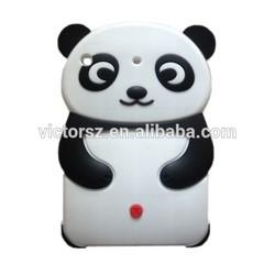 3D Cute Silicone Case for ipad mini Wholesale Protective Case Cover
