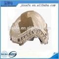 shellproof nij iiia rápido estándar de casco de seguridad