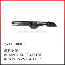 TOYOTA HILUX BUMPER;SUPPORT FRT/OE:52115-0K011