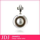 Original Factory Supplier Pearl Jewellery Hoop Earrings Wholesale China