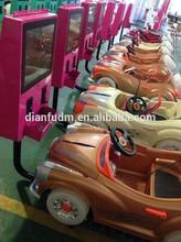 Kids rides games machines/DF-K191Indoor amusement horse racing games