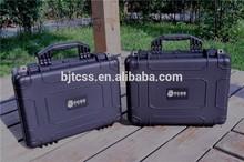hard plastic protective gun pistol case/box