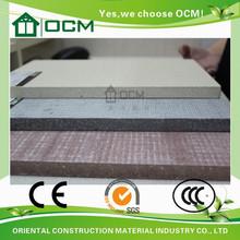 Dampproofed Fireproof Lightweight Concrete Wall Floor Panels