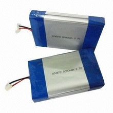 TRB Polymer Lithium Batteries Pack with High-rate Conversion, High-energy Density, Long Cycle Lifespan