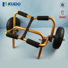 Deluxe Folding Aluminum Beach Cart For Kayak