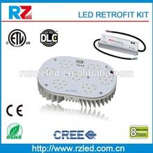 bike retrofit electric motor UL CUL DLC approved led retrofit kit
