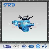 SLM electric brake valve multi turn electric actuator SLM250-24