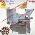Aceite de soja extrusora máquina/aceite de máquina de la prensa