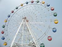 Direct Manufacture Exciting Giant Park Games !Theme Park Amusement Ferris Wheel Rides for Sale