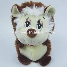 16cm Jungle animal design toy squirrel