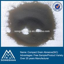 china factory compact silicon carbide sand abrasive