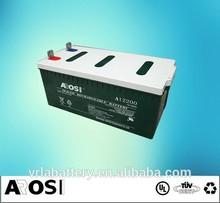 12V Sealed Lead Acid AGM Battery 12v Dry Battery