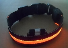 Ultra Bright kinds of size Pet Puppy Luminous Dog Collar
