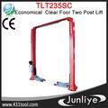 Ce originale et la meilleure qualité lancement TLT235SC vérin hydraulique utilisé équipement de garage vente