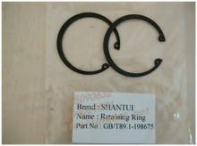 Retaining Ring GB/T89.1-198675 SHANTUI Wheel loader spare parts YUCHAI XGMA LOVOL LONKING WEICHAI SHANGCHAI WHEEL LOADER