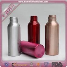 150ml aluminum foam bottle,foam pump with overcap