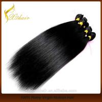 Mongolia virgin remy human hair extension not blended hair super hair
