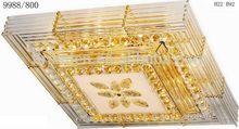 Popular best selling 12w led crystal ceiling light 220v