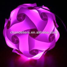 iq puzzle lamp/indoor pendant light/wholesale 500mm