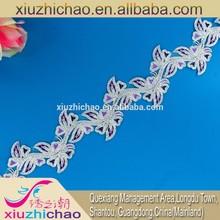 T0253-2A peruvian purple ladies kurta neck design lace