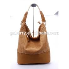2015 ladies fashion pu hobo handbag