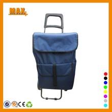 Wholesale Huge Capacity Folding Shopping Bag With Wheels Shopping Trolley Bag Wheeled Market Trolley Bag