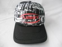 2015 superb digital print mesh back cap