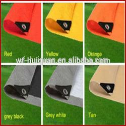 New product pe aluminum waterproof woven fabric