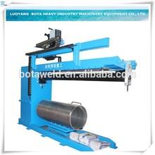 automático de soldadura de costura longitudinal de la máquina utiliza la soldadura mig