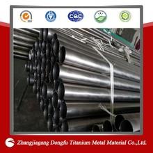 titanium seatpost/astm b338 gr2 titanium tube