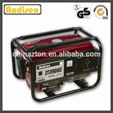 2KVA Elemax CE approved hand start honda engine petrol generator