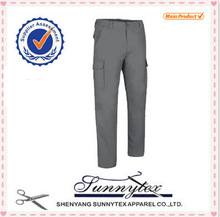 SUNNYTEX OEM plus size multi-colors wholesale men cargo pants with side pocket
