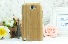 Bamboo cell phone case,Low price promotion new product bamboo phone case