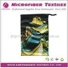 microfiber designer cloth bags and ski pouch, goggle bag,eyewear case