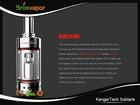Newest Kanger Subtank Clearomizer 0.5-1.2 ohm Sub ohm OCC (Organic Cotton Coil Head) Coil, Subtank Coil