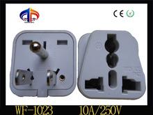 WF-1023 singapore malaysia travel plug adapter