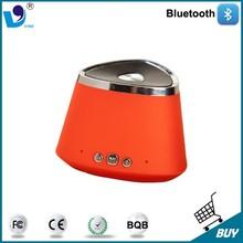 Excellent Sound Cube Indoor Music Car Speaker with tf/usb/fm Radio
