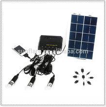 Mini Portable Solar Energy Kit Solar Lighting System