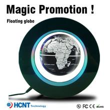 Illusionist Magnetic Levitation globe bar, glass globe wax vaporizer pen kit