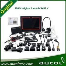 2015 Original Launch X431 V X431 Pro support Wifi/Bluetooth Tablet Full System Diagnostic Tool x-431 v DHL fast shipment