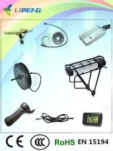 48V 1000W brushless hub motor/Electric bike kit from China/rear drive wheel